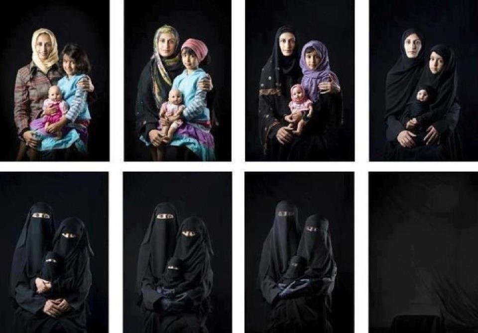 Poziomy muzułmańskiego radykalizmu.