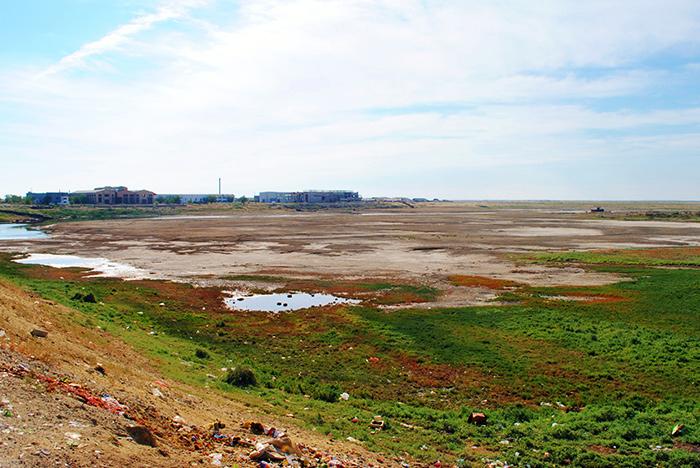 "The Aralsk ""riviera"""
