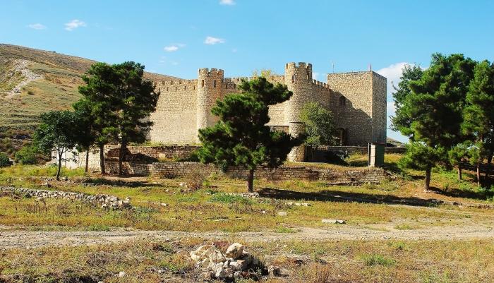 Górski Karabach - forteca Mayraberd.