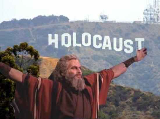 holocaust sign