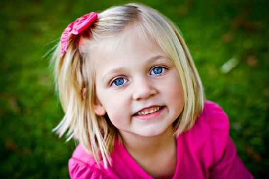 Dziecko stworzone na podobieństwo Boga.