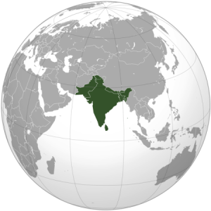 south asia indian subcontinent