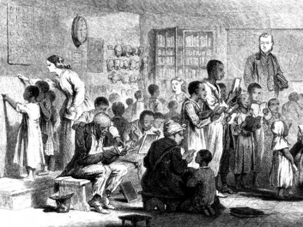 slavery-education